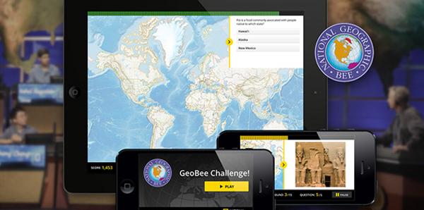 8 ứng dụng dạy trẻ môn địa lý (Ảnh: 10Pearls)