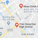 Danh mục các trường THPT công lập quận Thanh Xuân