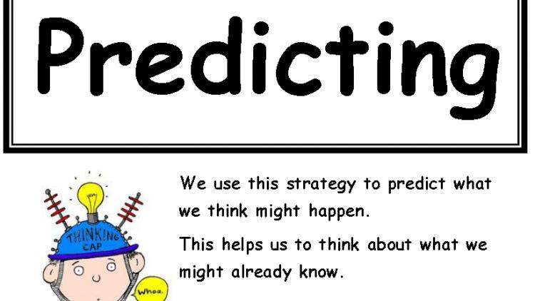 Dự đoán – phương pháp đọc hiểu chủ động