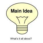 Những điều bạn cần biết về ý chính và kỹ năng tìm ý chính