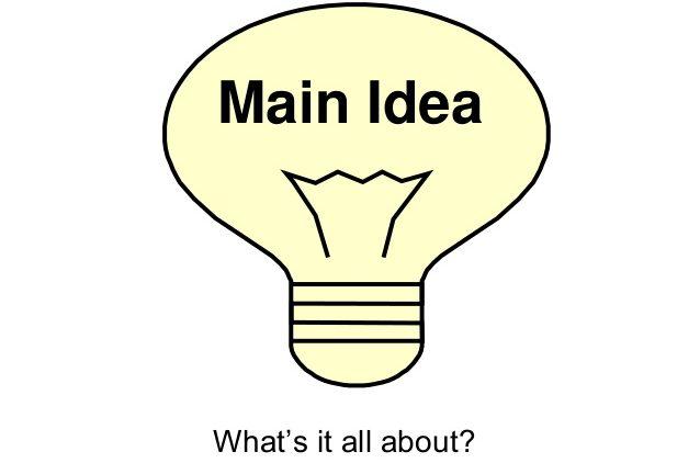 Tìm ý chính (main idea) – kỹ năng cốt lõi trong đọc hiểu