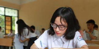 Học sinh lớp 12 lo ôn thi THPT quốc gia 2018