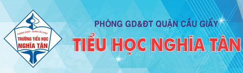 Trường Tiểu học Nghĩa Tân, Cầu Giấy (Ảnh: Website nhà trường)