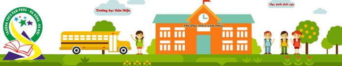 Vạn Phúc - Trường THCS công lập quận Hà Đông (Ảnh: website nhà trường)