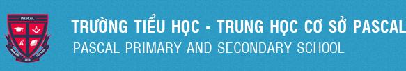 Logo trường Pascal, Tiểu học, THCS
