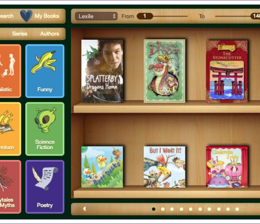 Reading eggs Library - thư viện sách tiếng Anh online cho trẻ em