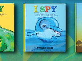 Sách I Spy