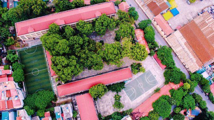 Nguyễn Thị Minh Khai - Trường THPT công lập quận Bắc Từ Liêm, Hà Nội (Ảnh: FB Trường THPT Nguyễn Thị Minh Khai - Hà Nội)