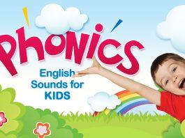 Học phonics trên youtube