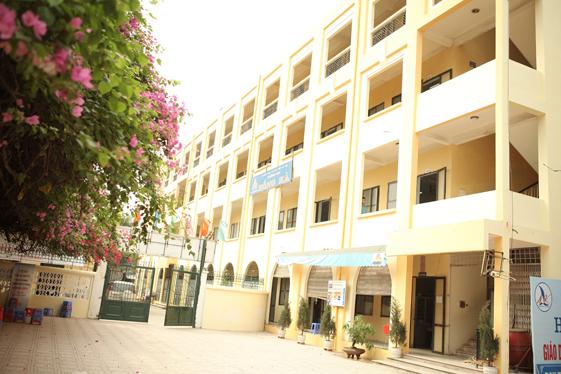 Tiểu học Nguyễn Khuyến – trường dân lập quận Hai Bà Trưng