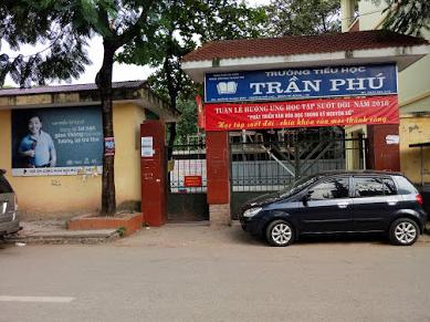 Trường Tiểu học công lập quận Hà Đông - Trần Phú (Ảnh: Google Maps)