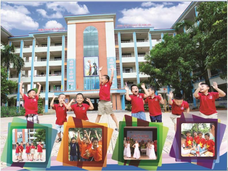 Trường Hà Nội Thăng Long liên cấp 1, 2 (Xa La)