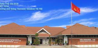 Trường Hermann Gmeiner, Cầu Giấy, Hà Nội (Ảnh: website nhà trường)