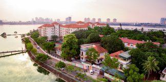 Trường Horizon, Song ngữ Quốc tế quận Tây Hồ, Hà Nội (Ảnh: website nhà trường)
