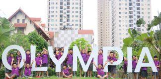 Trường Olympia, quận Nam Từ Liêm, Hà Nội.