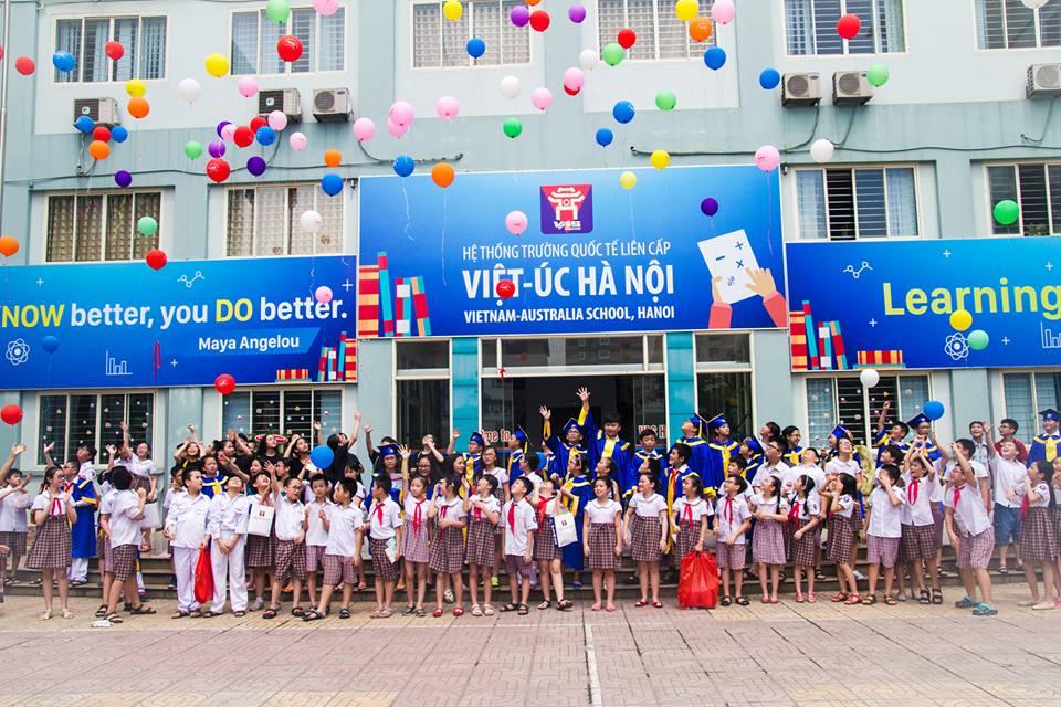 Trường Quốc tế Liên cấp Việt-Úc Hà Nội (VAS)