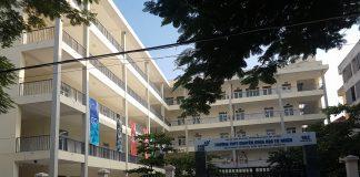 Trường THPT chuyên Khoa học Tự nhiên, quận Thanh Xuân, Hà Nội (Ảnh: FB Kỷ niệm 25 Năm Khối THPT Chuyên Hóa Tổng Hợp)
