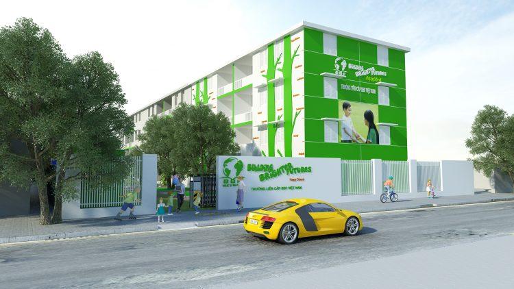 Tiểu học BBF Việt Nam – Trường song ngữ quận Đống Đa