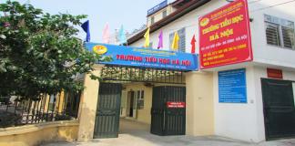 Trường Tiểuhọc Dân lập Hà Nội, quận Ba Đình, Hà Nội (Ảnh: website nhà trường)