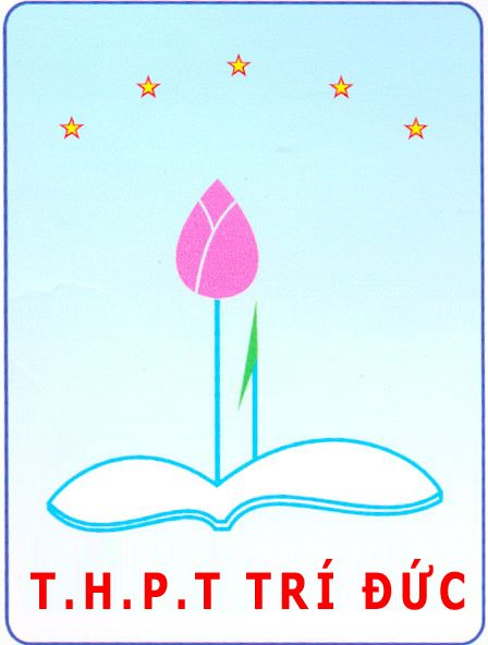 Logo trường THPT Dân lập Trí Đức, quận Nam Từ Liêm, Hà Nội (Ảnh: FB nhà trường)