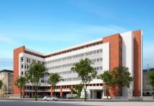 Trường dân lập Tạ Quang Bửu, trường THCS - THPT quận Hai Bà Trưng, Hà Nội (Ảnh: website nhà trường)