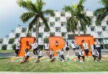Trường FPT, từ Tiểu học tới THPT (Ảnh: website nhà trường)