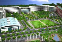 trường Phổ thông Quốc tế Việt Nam VIS, quận Hà Đông, Hà Nội (Ảnh: An - Land)
