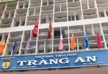 Cơ sở vật chất Tiểu học Tràng An, trường công lập chất lượng cao quận Hoàn Kiếm, Hà Nội (Ảnh: FB Hoàng Mai)