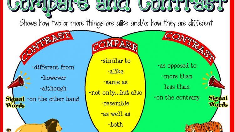 So sánh (Comparison) – kỹ năng nền tảng giúp hiểu sâu, nhớ lâu