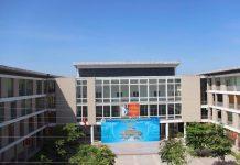 trường THCS Nam Từ Liêm, trường công lập chất lượng cao quận Nam Từ Liêm, Hà Nội (Ảnh: website nhà trường)