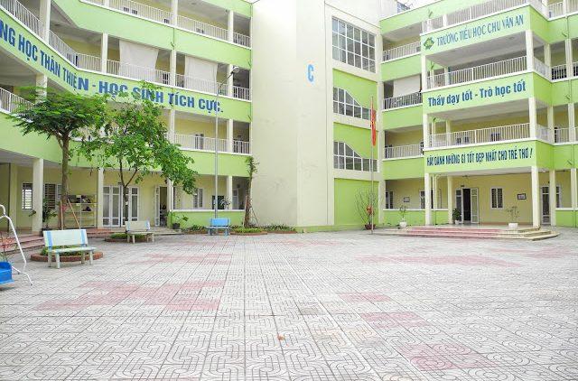 Tiểu học Chu Văn An (Hà Đông – Hà Nội)