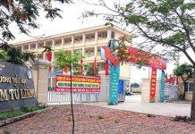 Cơ sở vật chất Tiểu học Nam Từ Liêm, trường công lập chất lượng cao quận Nam Từ Liêm, Hà Nội (Ảnh: VTC News)