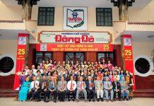 Trường dân lập Đông Đô, quận Tây Hồ, Hà Nội, bao gồm 2 cấp học Tiểu học và THPT. (Ảnh: website nhà trường)