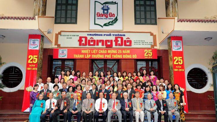 Trường dân lập Đông Đô liên cấp Tiểu học, THPT