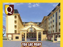 Trường MyQuest, trường Tiểu học, THCS tư thục chát lượng cao tại quận Cầu Giấy, Hà Nội (Ảnh: website nhà trường)