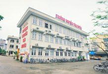 Trường Nguyễn Văn Huyên - trường dân lập liên cấp từ mầm non tới THPT tại quận Đống Đa, Hà Nội (Ảnh: website nhà trường)