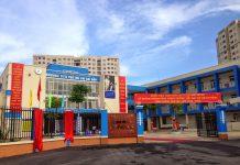 Tiểu học đô thị Sài Đồng, trường công lập chất lượng cao quận Long Biên, Hà Nội (Ảnh: website UBND Sài Đồng, quận Long Biên)