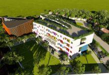 Trường Tiểu học SenTia, trường quốc tế tại quận Ba Đình và Nam Từ Liêm, Hà Nội (Ảnh: website nhà trường)