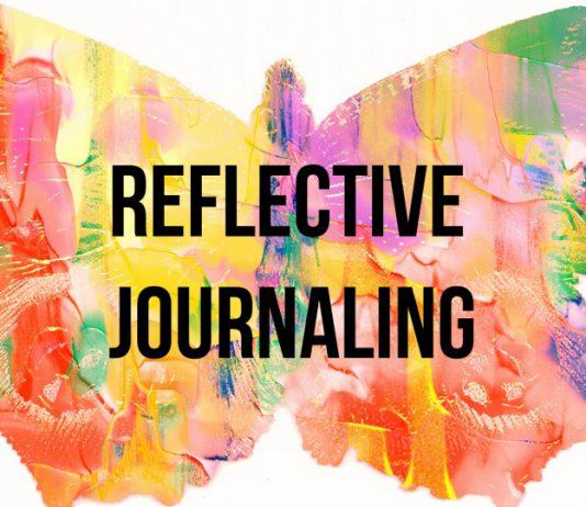 Nhật ký suy tưởng Reflective Journals (Ảnh: Elizabeth Lively)
