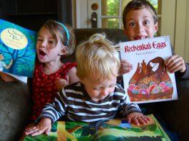 Gợi ý những cuốn sách tiếng Anh nói về sự tò mò, nỗi sợ hãi, tình bạn và tình yêu (Ảnh: Delightful Children's Books)