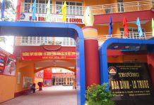 Trường Hoà Bình La Trobe liên cấp từ mầm non tới THPT tại quận Hai Bà Trưng, Hà Nội (Ảnh: website nhà trường)