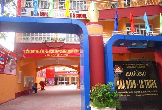 Hoà Bình La Trobe – trường liên cấp từ mầm non tới THPT