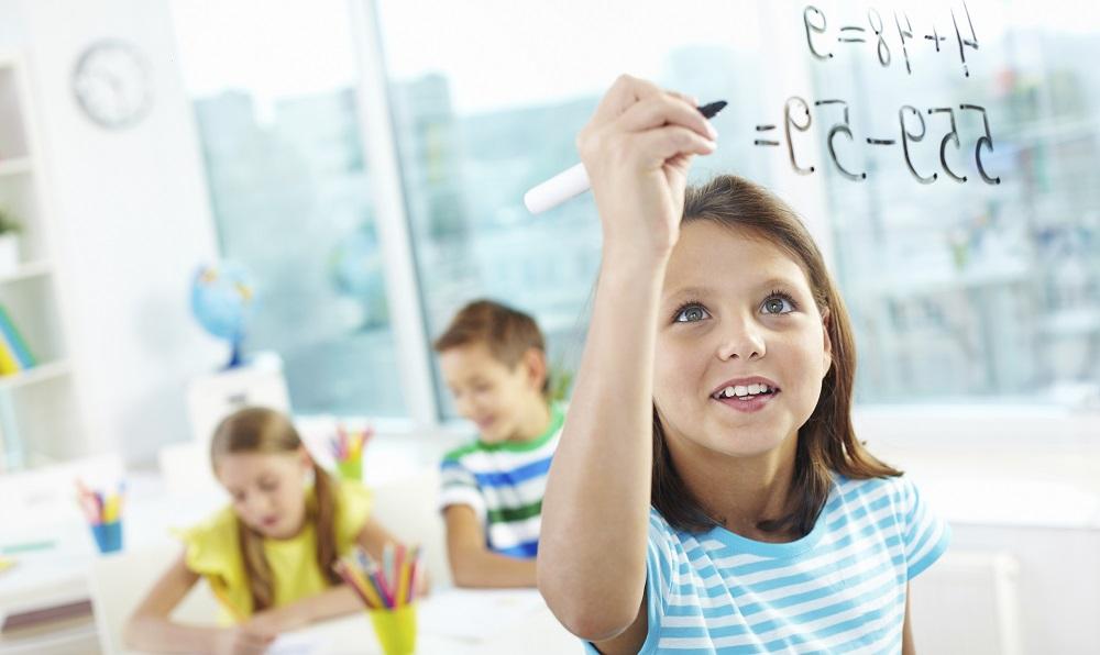 Xây dựng kỹ năng toán cho trẻ theo từng cấp học (Ảnh: nuzhettas.com)