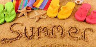 Thời gian biểu hè, hoạt động hè cho trẻ (Ảnh: Woodlands Education Centre)