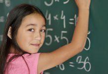 Trò chơi toán học cho bé dịp nghỉ hè (Ảnh: Today's Parent)