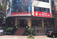 Trường mầm non Sun Academy tại quận Cầu Giấy, Hà Nội (Ảnh: FB nhà trường)