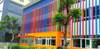 Mầm non Little Leaders (LLK) tại quận Nam Từ Liêm, Hà Nội (Ảnh: FB trường)