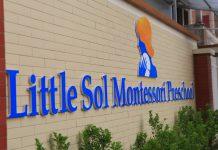 Trường mầm non Little Sol Montessori với 12 cơ sở tại Hà Nội (Ảnh: website trường)