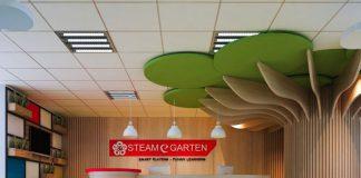 Trường mầm non Steame Garten, Hà Nội (Ảnh: website nhà trường)