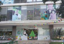 Trường mầm non Thăng Long Academy, quận Nam Từ Liêm, Hà Nội (Ảnh: website nhà trường)